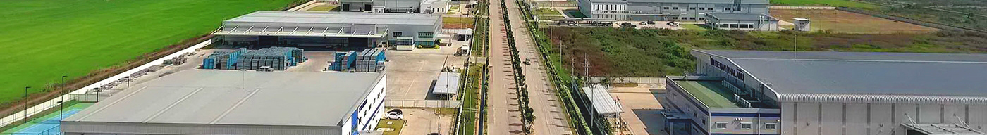 About Asia Industrial Estate