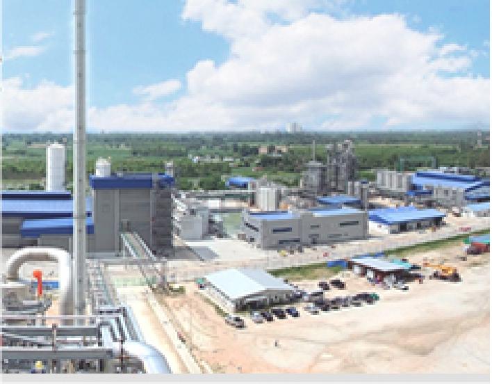 GALLERY - Asia Industrial Estate Map Ta Phut (AIEMTP)